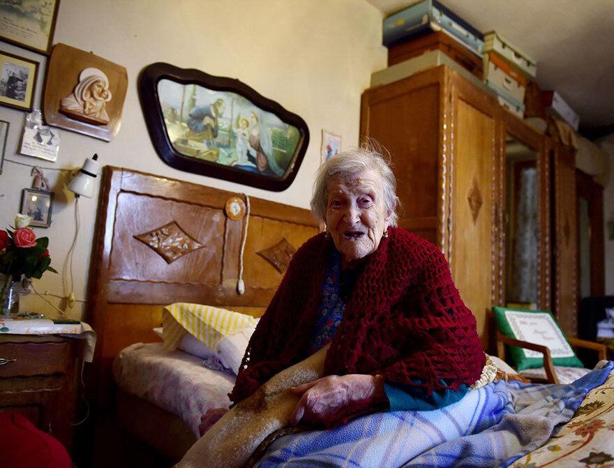 她是最后一名在19世纪出生的人