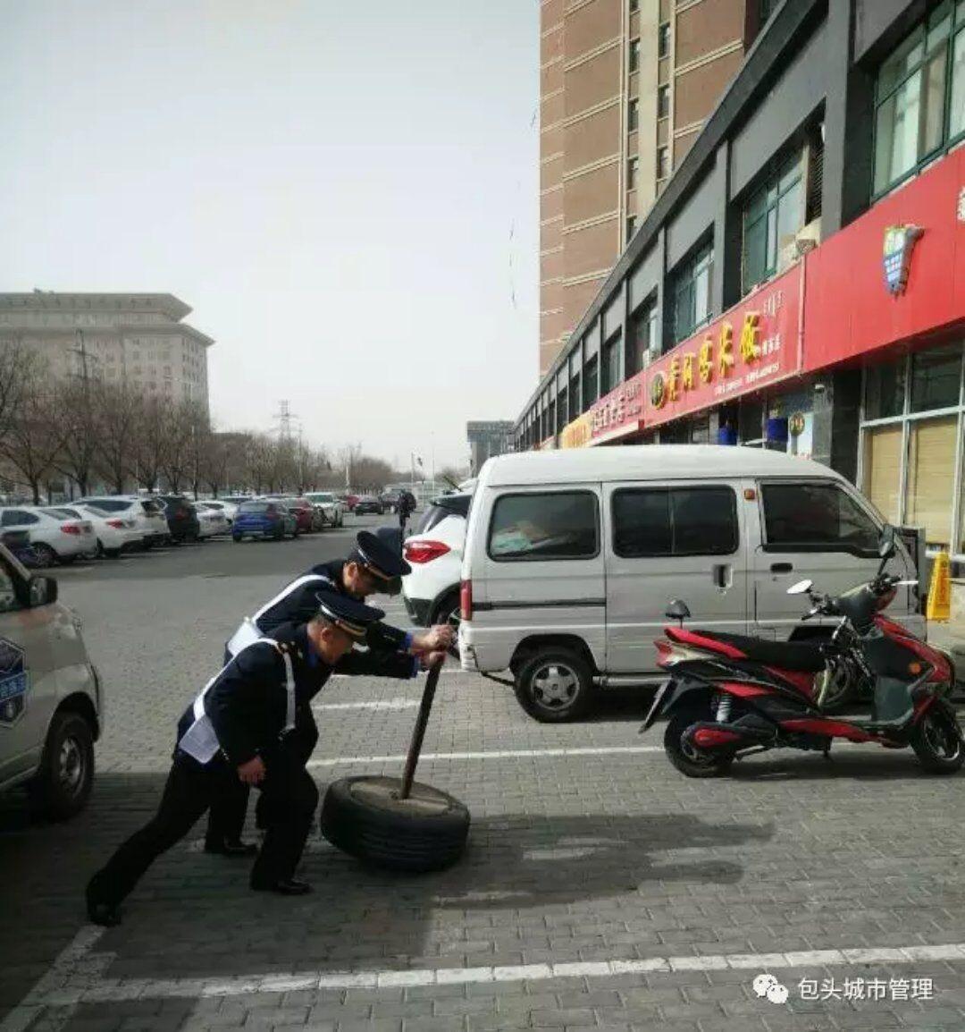 青山区城市管理综合执法局多部门联合执法
