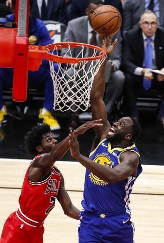 大奖娱乐官方网站_NBA常规赛:勇士胜公牛