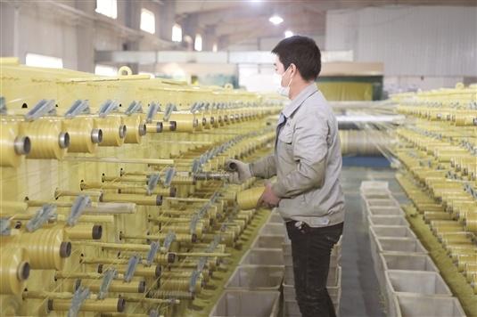 九原區 24家規上企(qi)業復工復產