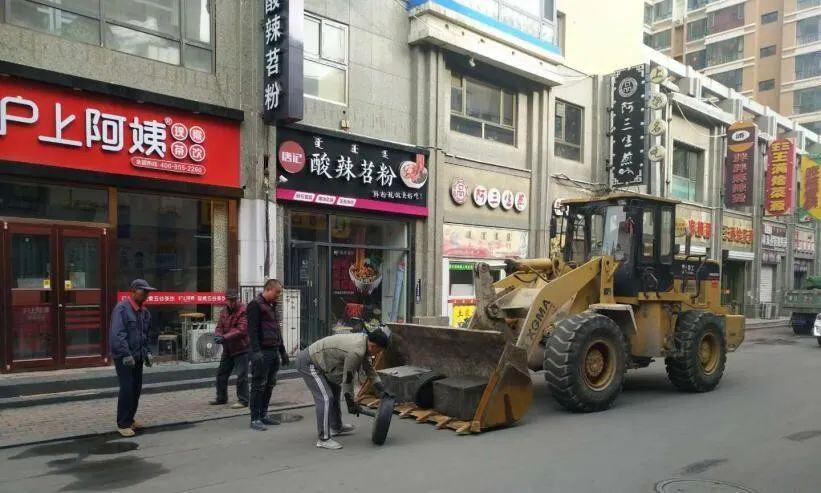 干淨(jing)了,熱鬧了!包百(bai)商圈復工復業煥發新活力