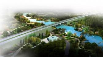 包头将再添一个大型公园!建成后长这样…