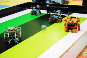 中国青少年机器人竞赛:内蒙古代表队摘1金2银