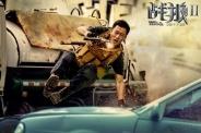 吴京:《战狼2》的票房是观众爱国情绪的一次爆发