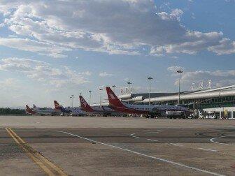 单日吞吐量9885人次 包头机场再创新高
