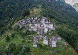 没有年轻人的村庄:600岁瑞士小镇仅剩老人居住