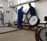 供热管网9月20日起开始充水试压