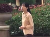 马伊琍拍新戏演长发保姆 网友惊呼:打扮太土认不出
