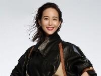 张钧甯杂志大片引领秋冬时尚 凸显其精致女人范
