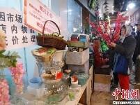 上海市中心最大的花鸟市场即将关闭 生意火爆似过年