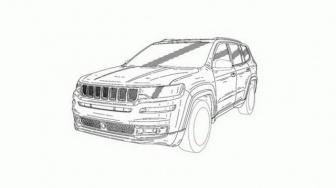 "Jeep首款7座SUV 或定名""大指挥官"""