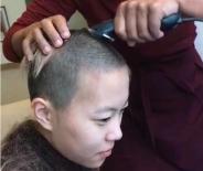 窦靖童出家?工作室否认称仅仅是剪掉头发