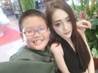 泰国小学生约会女模,为其买iphoneX
