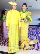 缅甸土豪嫁女 全身翡翠价值5亿