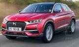 DS全新小型SUV假想图曝光 或将2019年推出