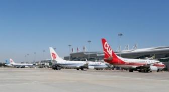 包头机场春节长假完成旅客吞吐量38461人次