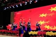 老少齐上阵  走向社区春节文化大舞台