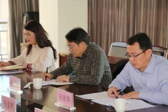 昆区教育局高标准高质量召开2017年度领导班子和党员领导干部民主生活会