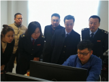 青山区地税局电子税务局正式上线