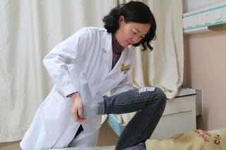 康复医学让她的团队托起脑卒中患者的希望  ——记内蒙古包钢医院康复院区副主任程秀燕
