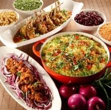 @包头人,印度风情美食节席卷而来,快来品尝异国美食啦!