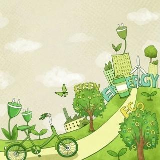 九原区补栽苗木再增绿