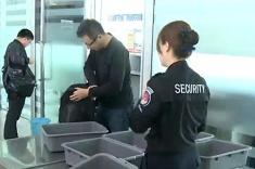 双视角X光机亮相包头机场 安检更便捷