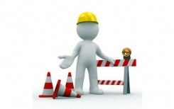 4月20日至5月5日 110国道与公忽洞路口全封闭