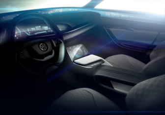 宾尼法利纳H500概念轿车预告图公布 将亮相北京车展