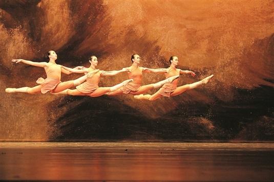 芭蕾之夜 情动鹿城