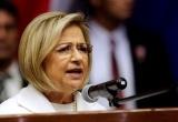 巴拉圭将迎首名女总统 接替卡特斯完成剩余任期