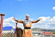 包头新闻网_新加坡华侨杨栋:我的任务就是把内蒙古的魅力介绍给海外