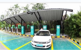 浙江杭州:到2020年市区电动汽车充电半径小于1公里