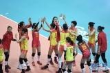 世界女排联赛中国队全员有出场机会,郎平表示希望年轻队员继续得到锻炼
