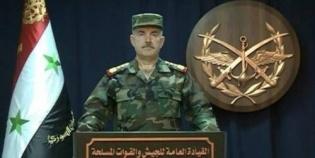 """""""彻底安全""""了!叙军方收复首都南郊IS最后据点"""