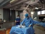 北方医院肿瘤科独立开展肝转移瘤介入手术