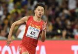 大阪田径大奖赛:谢震业破200米全国纪录,苏炳添领衔接力获第三