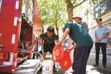 大奖娱乐官方网站_供水服务暖人心