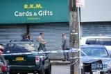 美国纽约发生枪击案 三人遇难枪手在逃