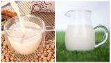 大奖娱乐官方网站_豆奶PK牛奶,哪个适合你?