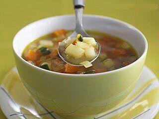长痱子,绿豆冬瓜煲海带