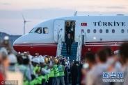 大奖娱乐pt_土耳其新机场完工总统埃尔多安现场视察 或成世界最大机场之一