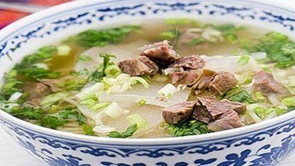 """兰州牛肉拉面定""""行规"""":原汤和水比例不得大于1比2"""