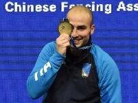 大奖娱乐888_击剑世锦赛:意大利选手福科尼获得男子花剑冠军