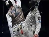 击剑世锦赛:意大利选手福科尼获得男子花剑冠军