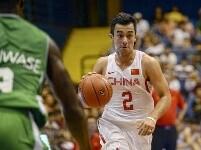 大奖娱乐pt_西安国际男篮冠军赛:中国队胜尼日利亚队