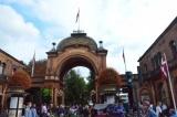 丹麦蒂沃利主题乐园欢庆开放175周年