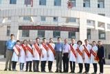爱心对口帮扶 助推乡镇医疗 ——内蒙古包钢医院赴太仆寺旗医院开展对口帮扶工作