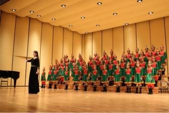 """""""南之声""""合唱团在中国国际合唱节上夺得铜牌,为包头市争光!"""