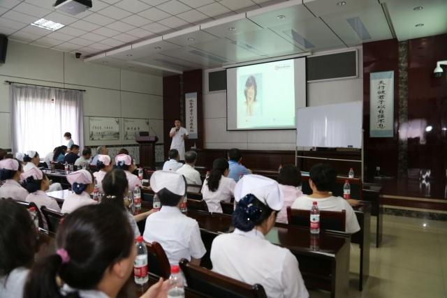 大奖娱乐pt_包头市第四医院举办第三届教师授课技能比赛
